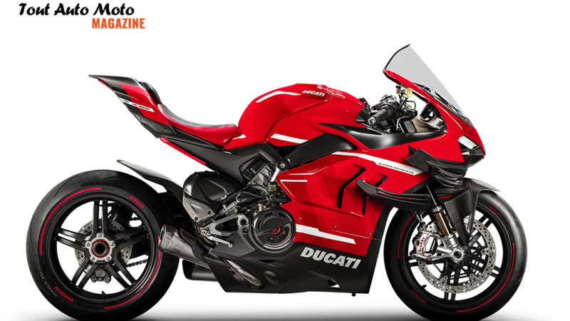 Ducati Superleggera V4 2020
